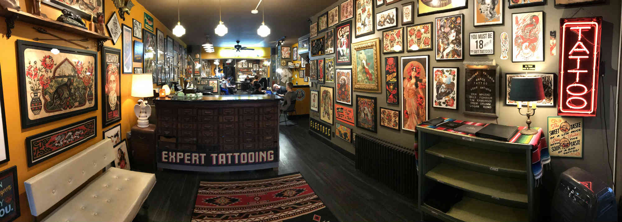Tattoo shops in lancaster pa